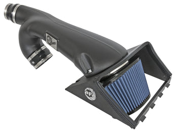 aFe POWER Magnum FORCE Stage-2 Pro 5R Cold Air Intake System - 2012-2014 F150 3.5L