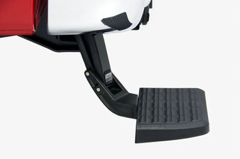 AMP Research - BedStep - Retractable Bumper Step - 2015-2020 F150/Raptor