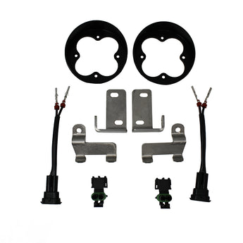 Baja Designs Fog Light Hardware Kit - Tacoma / 4runner / Tundra