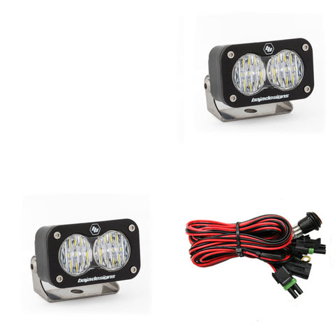 Baja Designs S2 Sport LED (Wide Cornering) (Pair)