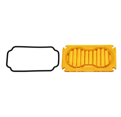Baja Designs S2 Series Wide Cornering Lens Kit (Amber)