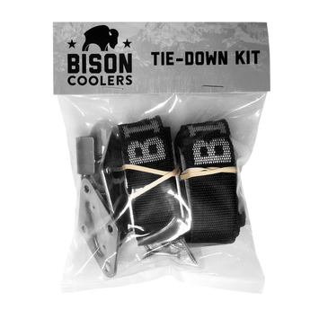 Bison Coolers Tie-Down Kit