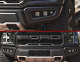 4 Baja Designs Squadron Pro +2 KC HiLites Flex Lights +2017-2019 Raptor Triple Bezels +Hardware