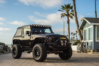 Baja Designs - XL Linkable Roof Bar Kit - Jeep JK