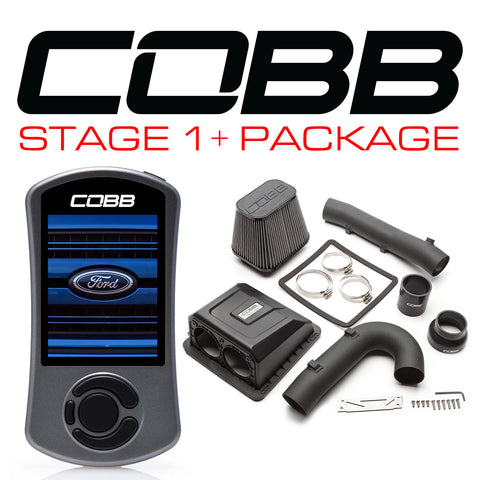 COBB - Stage 1+ Power Package - 2017+ Raptor