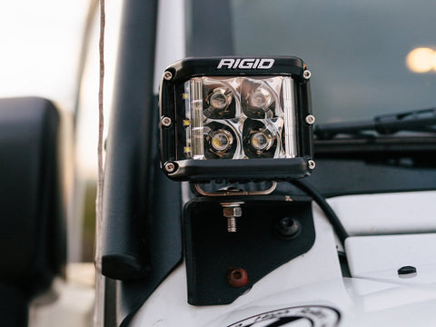 Rigid Industries D-SS Dually Side Shooter Driving