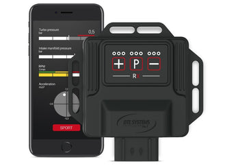 DTE Systems - PowerControl RX - 2017-2020 Raptor