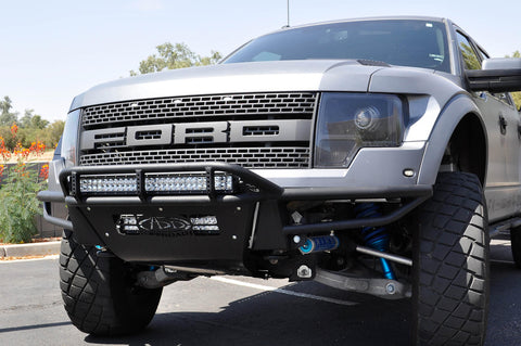 ADD Race Series Front Bumper - 2010-2014 SVT Raptor
