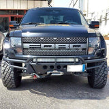 ADD Race Series Front Bumper with Winch Mount - 2010-2014 SVT Raptor