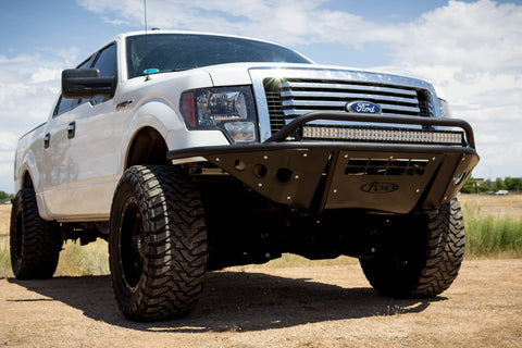ADD Stealth Front Bumper - 2009-2014 F150