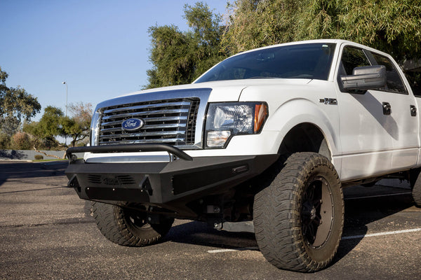ADD HoneyBadger Front Bumper - 2009-2014 F150