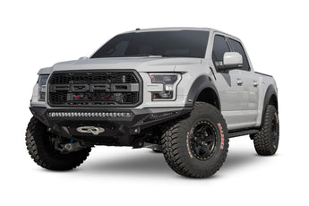 ADD Stealth Fighter Front Bumper w/ Winch Mount - 2017+ Raptor