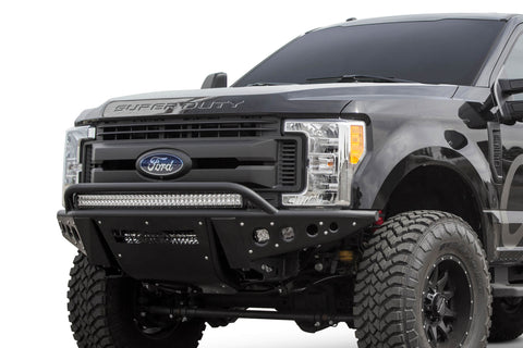 "ADD Stealth ""R"" Front Bumper - 2017-2018 F250/F350"