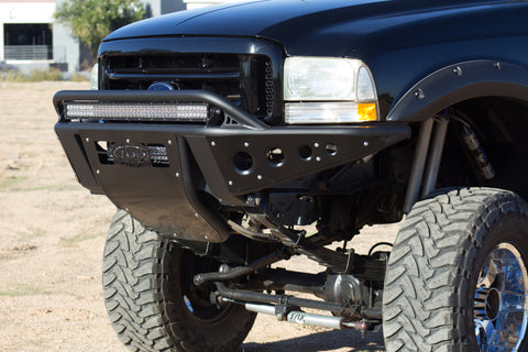 ADD Stealth Front Bumper - 1999-2007 Excursion