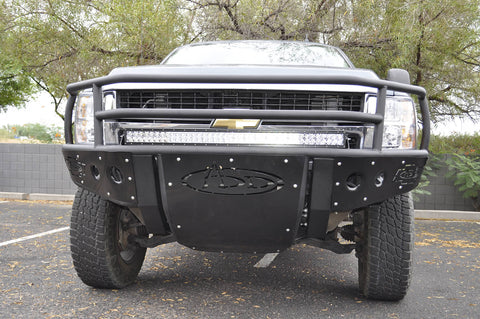 ADD Rancher Front Bumper - 2007.5-2010 Chevy 2500/3500