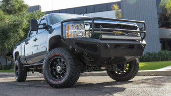ADD - HoneyBadger -  Front Rancher Bumper - 2007.5-2010 Chevy 2500/3500