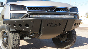 ADD Stealth Front Bumper - 2003-2007 Chevy 1500
