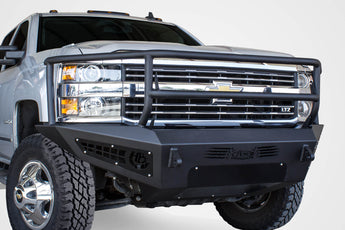 ADD HoneyBadger Rancher Front Bumper - 2015-2018 Chevy 2500/3500
