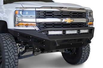 ADD Honey Badger Front Bumper - 2016-2019 Chevy 1500