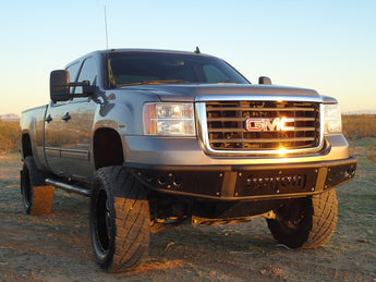 ADD Venom Front bumper - 2007.5-2010 GMC 2500/3500