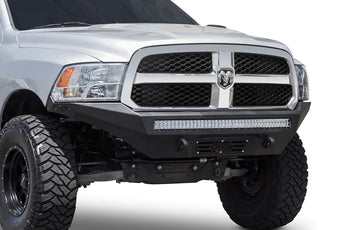ADD Stealth Fighter front bumper - 2013-2018 RAM 1500
