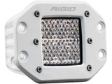 Rigid Industries White D-Series PRO Flush Mount