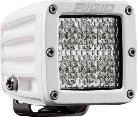 Rigid Industries White D-Series PRO Specter Diffused Surface Mount