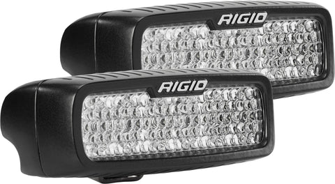 Rigid Industries SR-Q Pro Specter Diffused Surface Mount - Pair