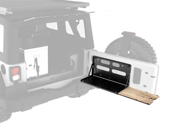 Front Runner - Drop Down Tailgate Table - Jeep JK/JKU/JL