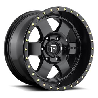 "Fuel Off-Road - Podium D618 - 17"" Wheels"
