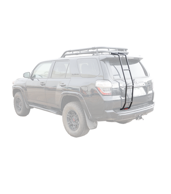 GOBI - 4Runner TRD Pro Rear Ladder - 2019-2020 4Runner