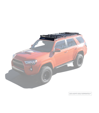 GOBI - Stealth Rack - Light Bar Setup - 2010+ 4Runner