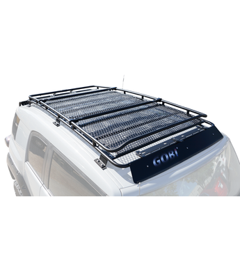 GOBI - Stealth Rack - Light Bar Setup - 2007-2014 FJ Cruiser