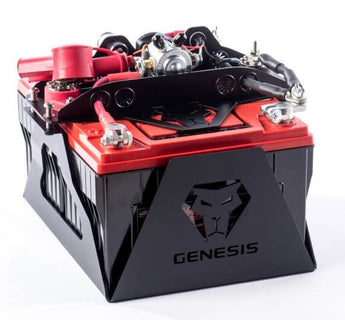 Genesis Offroad - Universal Dual Battery Kit