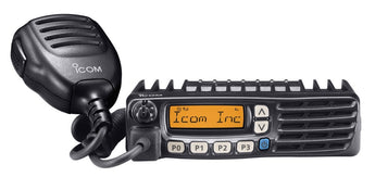 ICOM - IC-F5021 - Mobile Two Way Radio w/programming and antenna