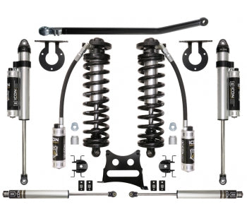 "Icon Vehicle Dynamics 2.5-3"" Stage 4 Coilover Conversion System - 2005-2016 F250/F350"