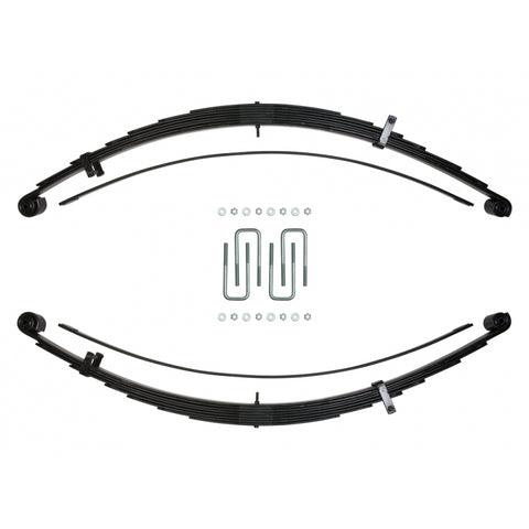 Icon Vehicle Dynamics - RXT Multi-Rate Rear Leaf Springs - 2017+ Tundra