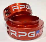 "RPG Offroad - 1.5"", 2.25"" and 3"" Spring Perch Collars"