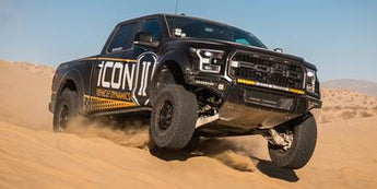 Icon Vehicle Dynamics Front Impact Skid Plate - 2017-2019 Raptor