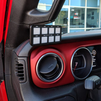 Switch-Pros Jeep JL/JT Mounting Kit