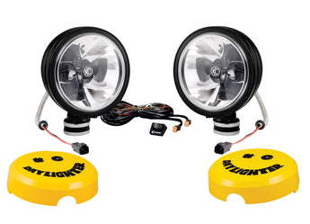 "KC Hilites 6"" Daylighter w/ Gravity® LED G6 Pair Pack System"