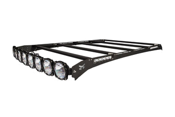"KC Hilites M-Rack 50"" Gravity® LED Pro6 Roof Rack System- 2015+ F150/Raptor/Super Duty (SuperCrew)"