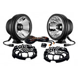 KC Hilites Pro-Sport w/ Gravity LED G6 Pair Pack System