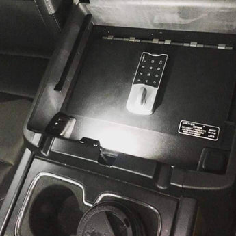 Lock'er Down - EXxtreme Console Safe® - 2014-2019 Chevy/GMC 1500/2500/3500