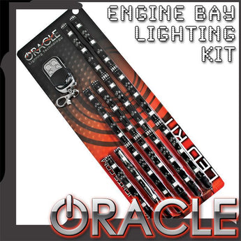 Oracle Lighting Engine Bay LED Lighting Kit w/ wireless Remote