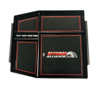 Offroad Alliance - Center Console Drop-In Tray - 2017-2020 F150/Raptor