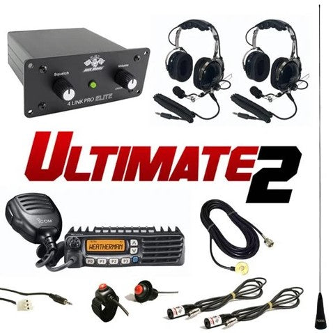 PCI Race Radios - Ultimate 2 Seat Package