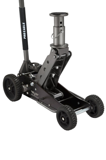 "Pro Eagle - 2 Ton Big Wheel Off Road Jack ""The Beast"""