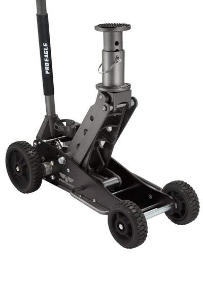 "Pro Eagle - ""The Beast"" - 2 Ton Big Wheel Off Road Jack"