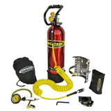 CO2 Tank 15 LB Power Tank Package C 250 PSI Power Tank